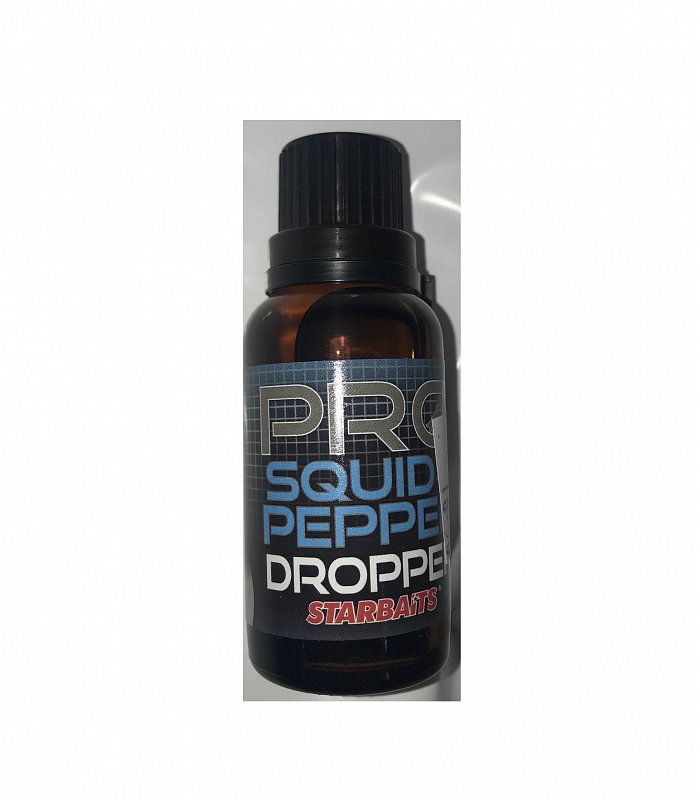 Dropper Pro Squid Pepper 30ml